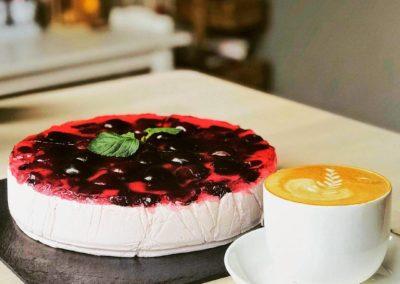 ciasta na zamówienie legionowo Słodkie Babki sernik