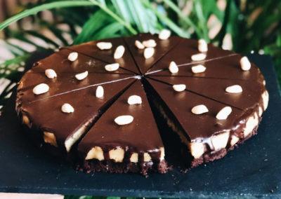 Ciasta Wegańskie Słodkie Babki Kawiarnia