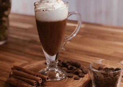 Kawiarnia Legionowo Słodkie Babki Czekolada na Goraco