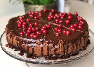 Kawiarnia Legionowo Tarta czekoladowa