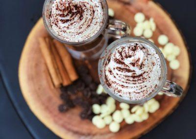 Kawiarnia Legionowo koktajle czekoladowe