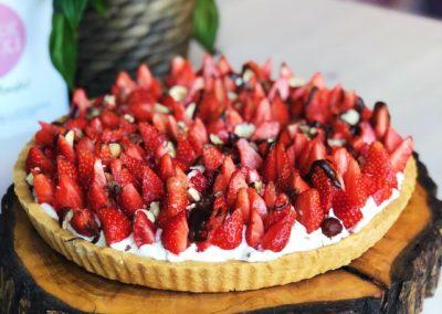 Słodkie-Babki-Torta-z-owocami